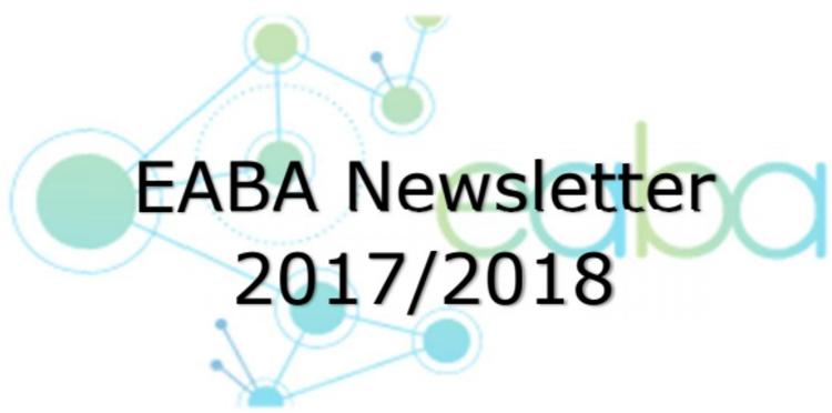 EABA Newsletter 2017/2018